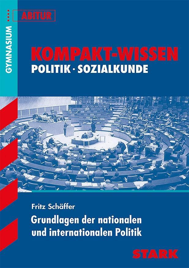Kompakt-Wissen Gymnasium - Politik/Sozialkunde als Buch