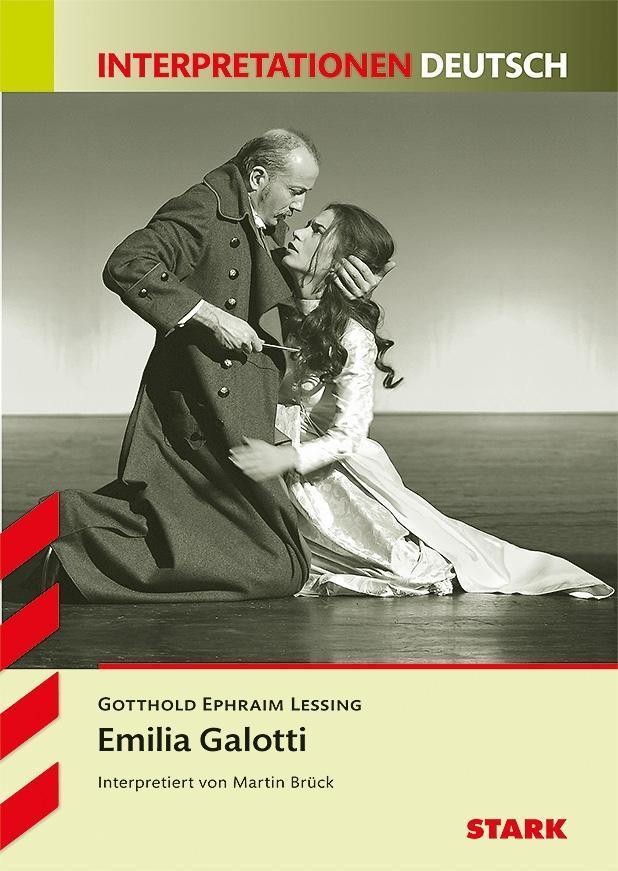 Emilia Galotti. Interpretationshilfe Deutsch als Buch
