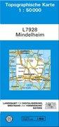 Mindelheim 1 : 50 000