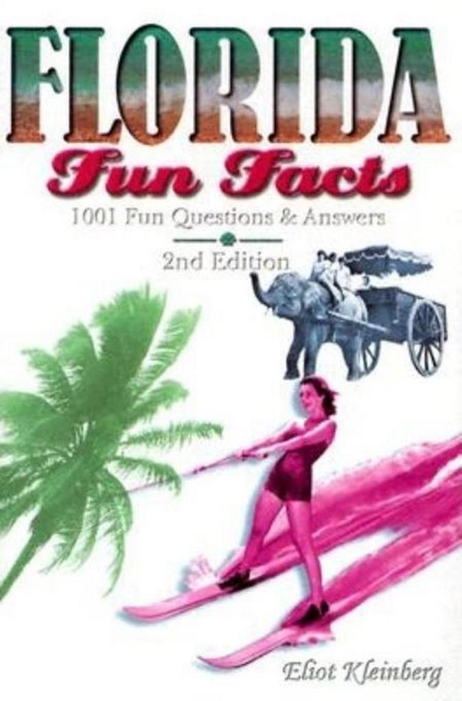 Florida Fun Facts als eBook Download von Eliot ...