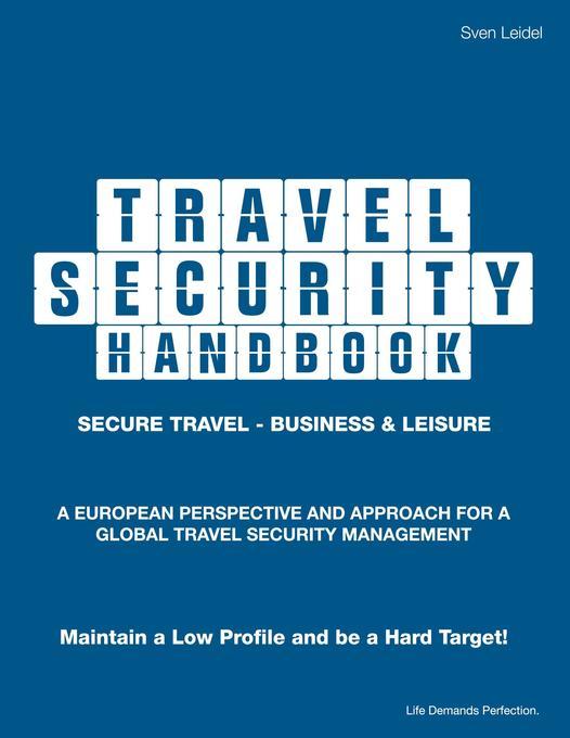 Travel Security Handbook als Buch