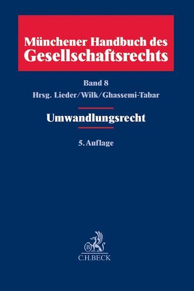 Umwandlungsrecht als Buch von Andrea Althanns, ...