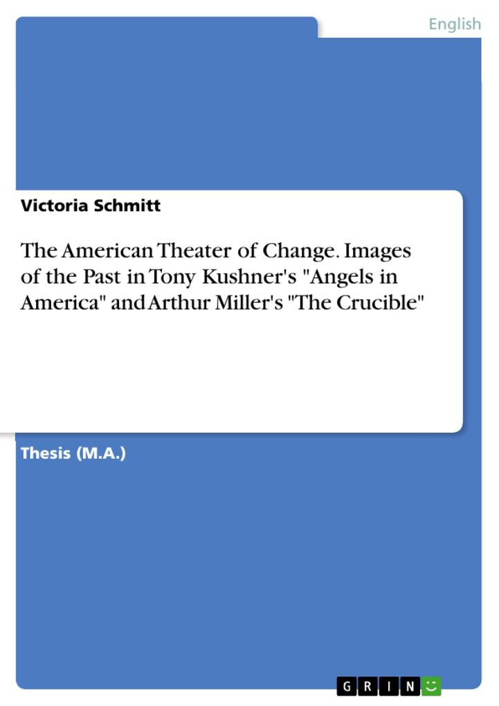 The American Theater of Change. Images of the P...