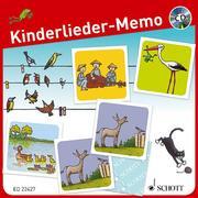 Kinderlieder-Memo