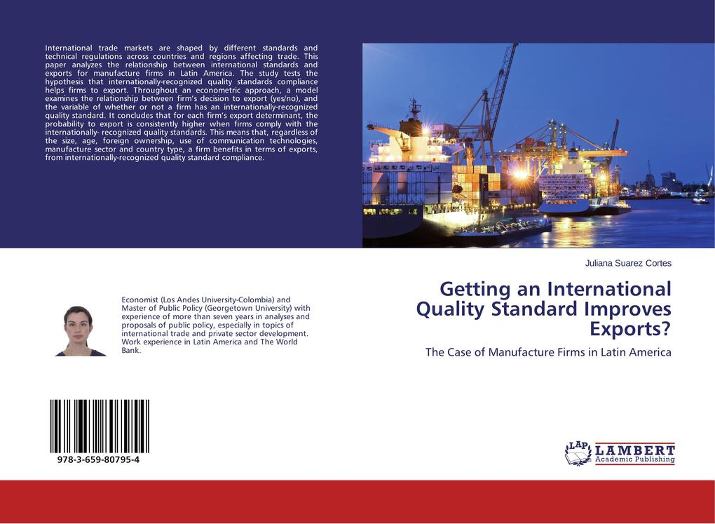 Getting an International Quality Standard Impro...