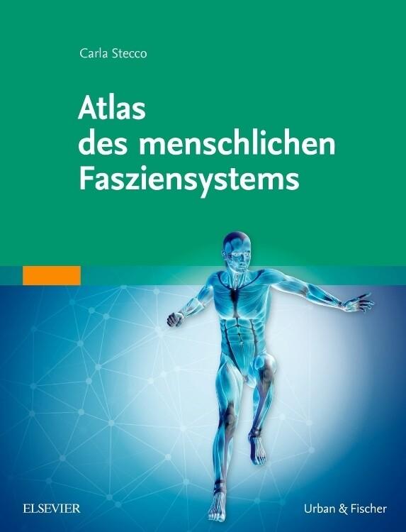 Atlas des menschlichen Fasziensystems als Buch
