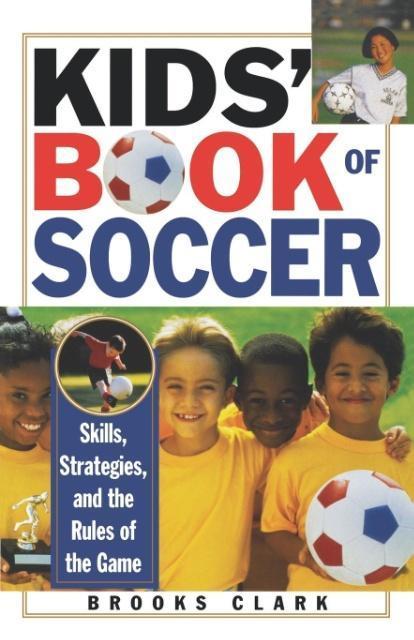 Kids' Book of Soccer als Taschenbuch