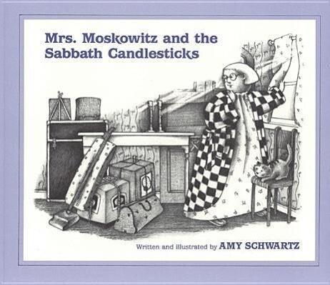 Mrs. Moskowitz and the Sabbath Candlesticks als Taschenbuch