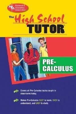 High School Pre-Calculus Tutor als Taschenbuch