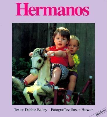 Hermanos = Brothers als Buch