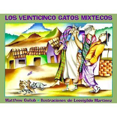Los Veinticinco Gatos Mixtecos als Buch