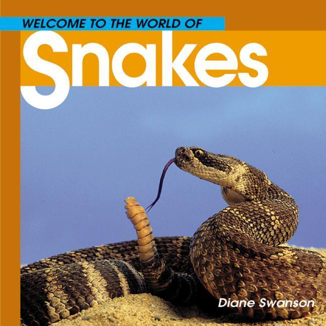 Welcome to the World of Snakes als Taschenbuch