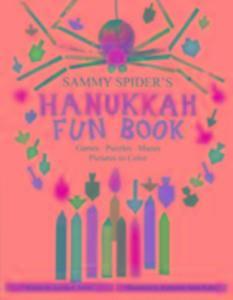 Sammy Spider's Hanukkah Fun Book als Taschenbuch