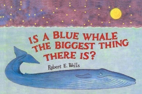 Is a Blue Whale the Biggest Thing There Is? als Taschenbuch