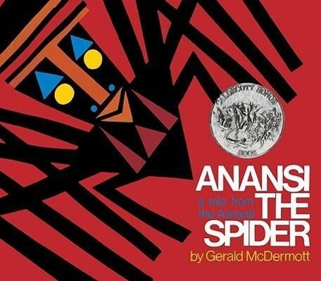 Anansi the Spider: A Tale from the Ashanti als Taschenbuch