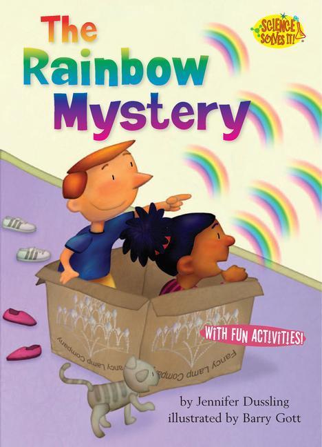 The Rainbow Mystery als Taschenbuch