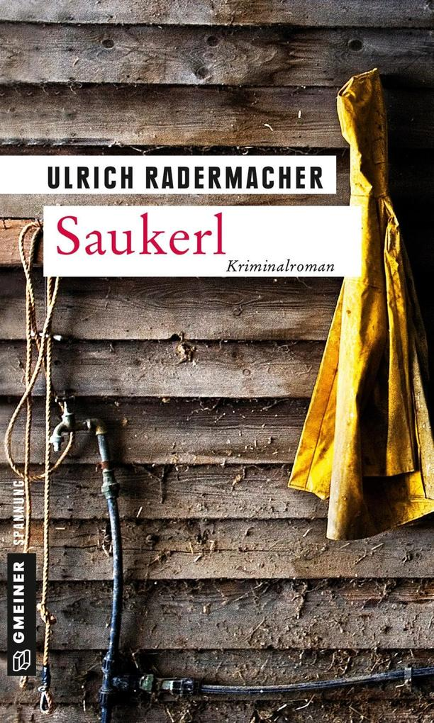 Saukerl als eBook