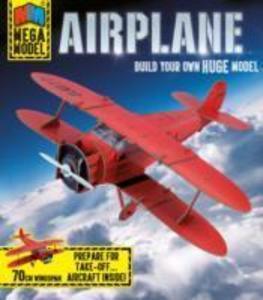 Mega Model: Airplane als Buch von Ben Hubbard