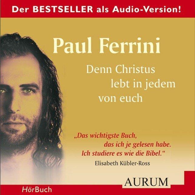 Denn Christus lebt in jedem von euch. 4 CDs als...