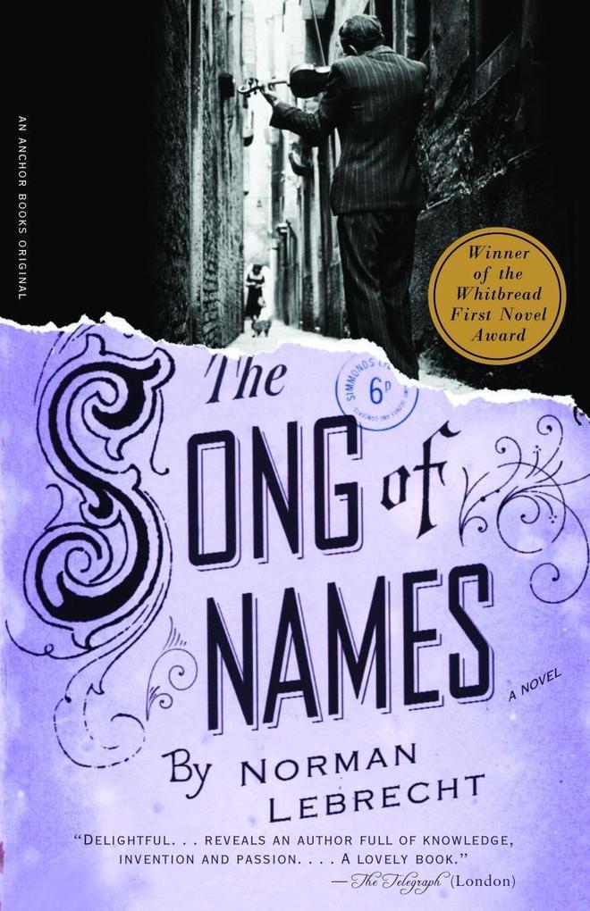 The Song of Names als Taschenbuch