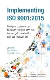 Implementing Iso 9001:2015 als eBook Download v...