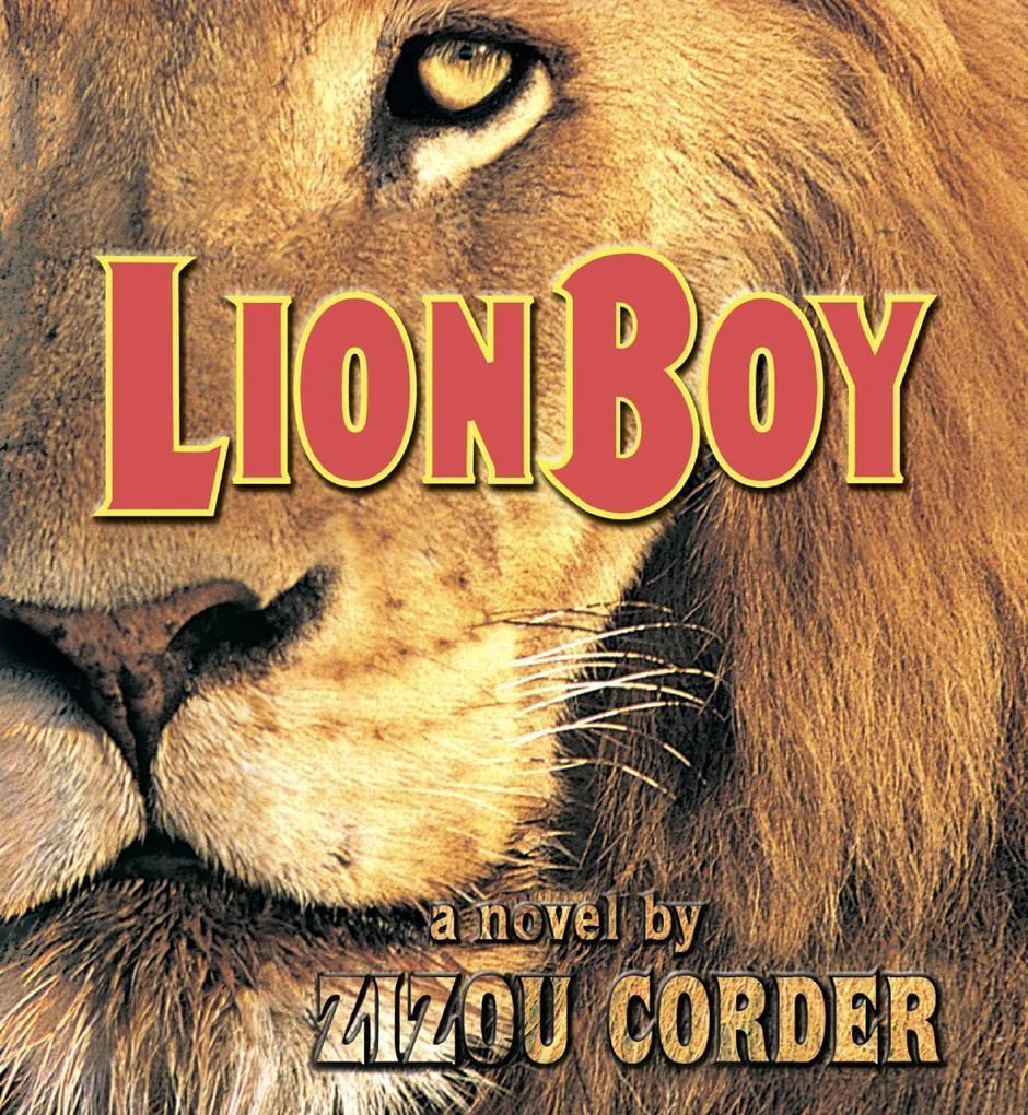 Lionboy als Hörbuch