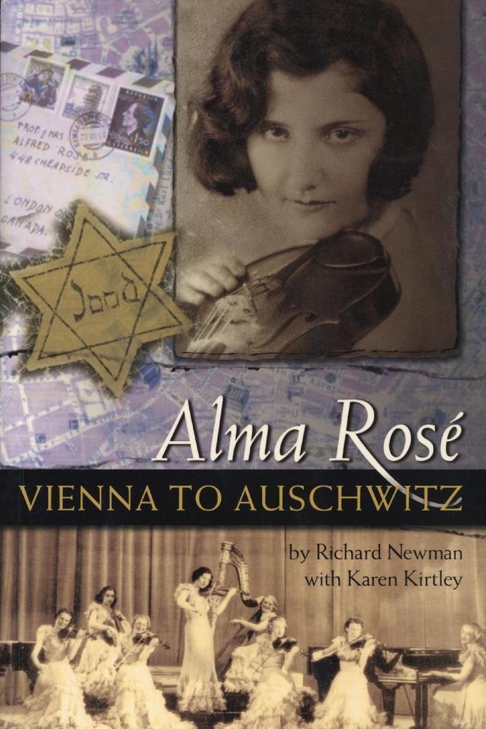 Alma Rose als Taschenbuch