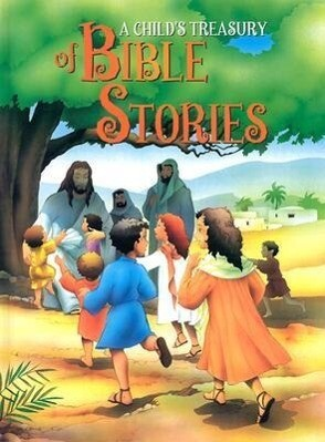 A Child's Treasury of Bible Stories als Buch