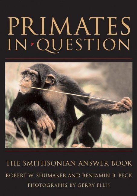 Primates in Question: The Smithsonian Answer Book als Taschenbuch