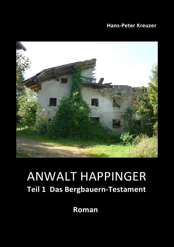 ANWALT HAPPINGER als Buch (kartoniert)