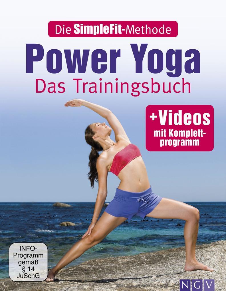 Die SimpleFit-Methode - Power Yoga als eBook Do...