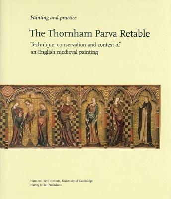 The Thornham Parva Retable als Buch