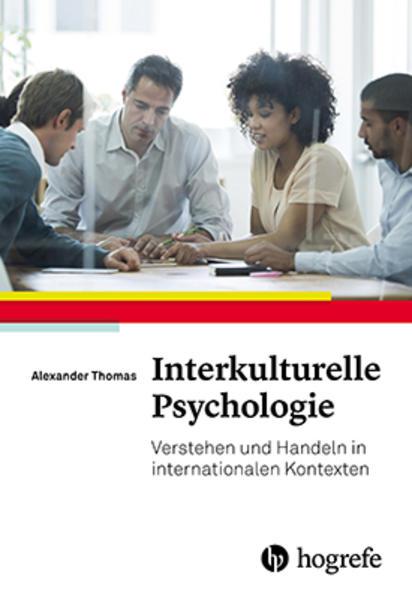 Interkulturelle Psychologie als Buch von Alexan...