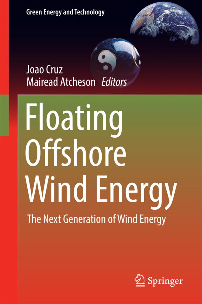 Floating Offshore Wind Energy als Buch von