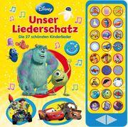 Unser Liederschatz - Disney/Pixar - 27-Button-Soundbuch