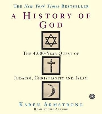 The History of God CD: The 4,000 Year Quest als Hörbuch
