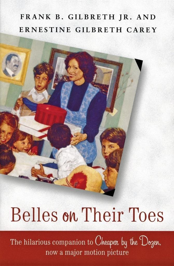 Belles on Their Toes als Taschenbuch