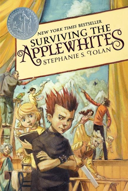 Surviving the Applewhites als Taschenbuch