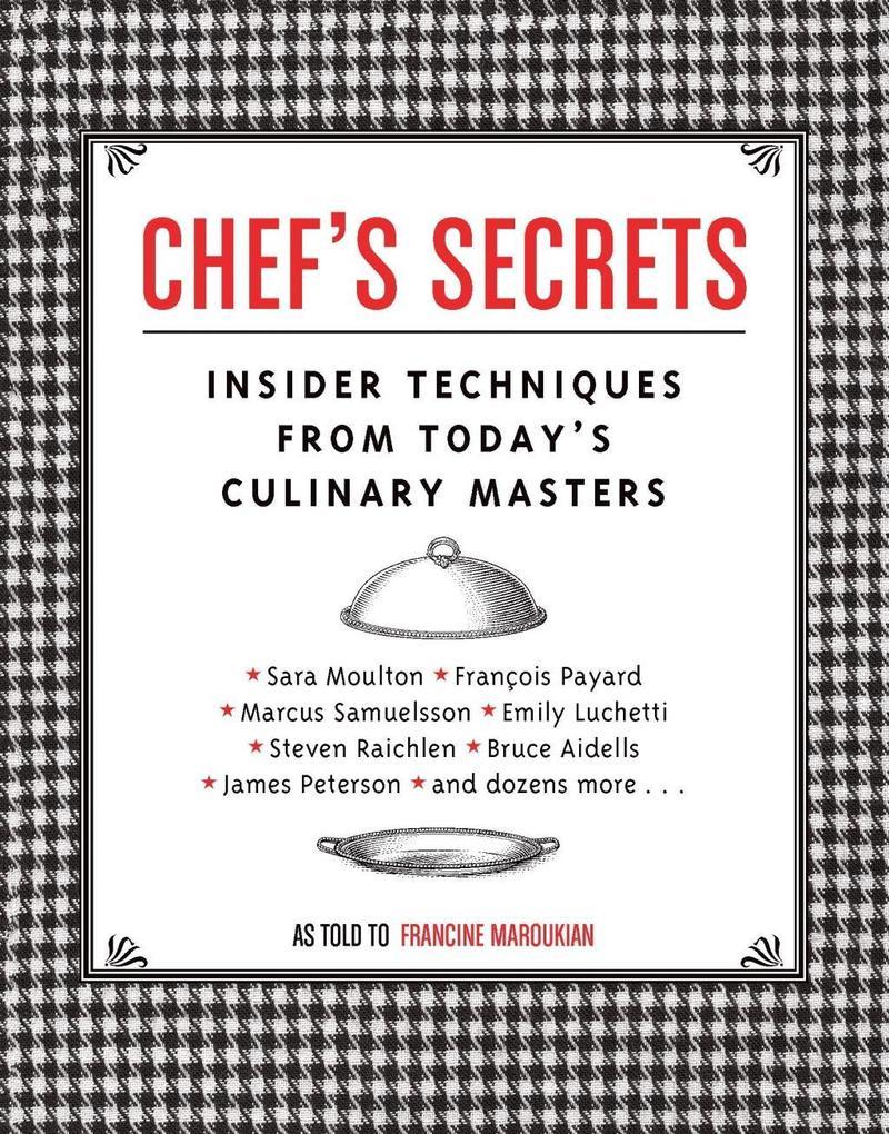 Chef´s Secrets als eBook Download von