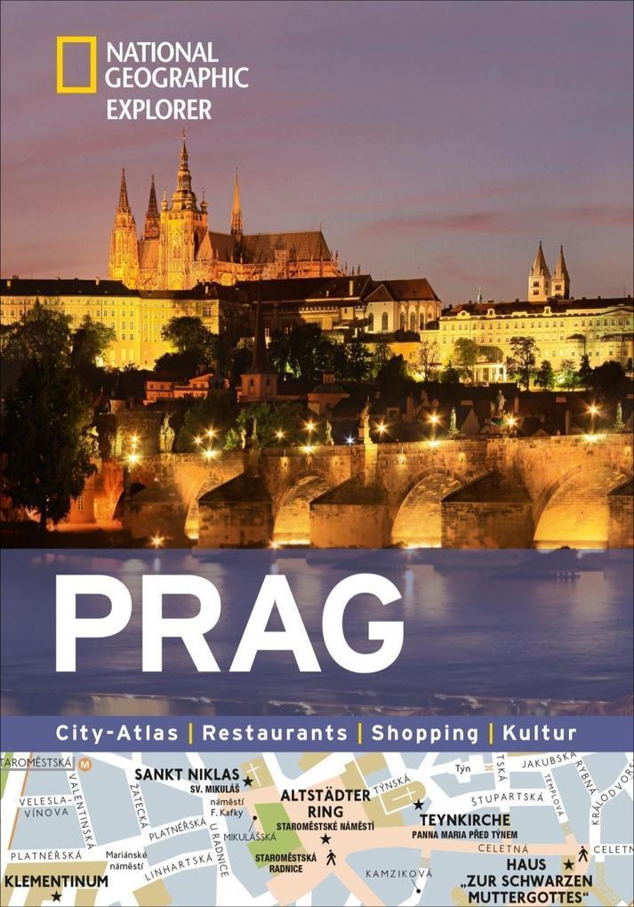 National Geographic Explorer Prag als Buch von ...