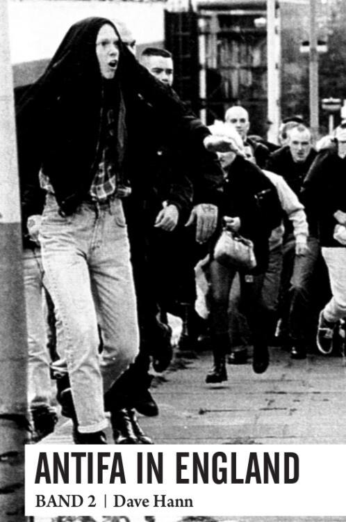Antifa in England 02 als Buch von Dave Hann