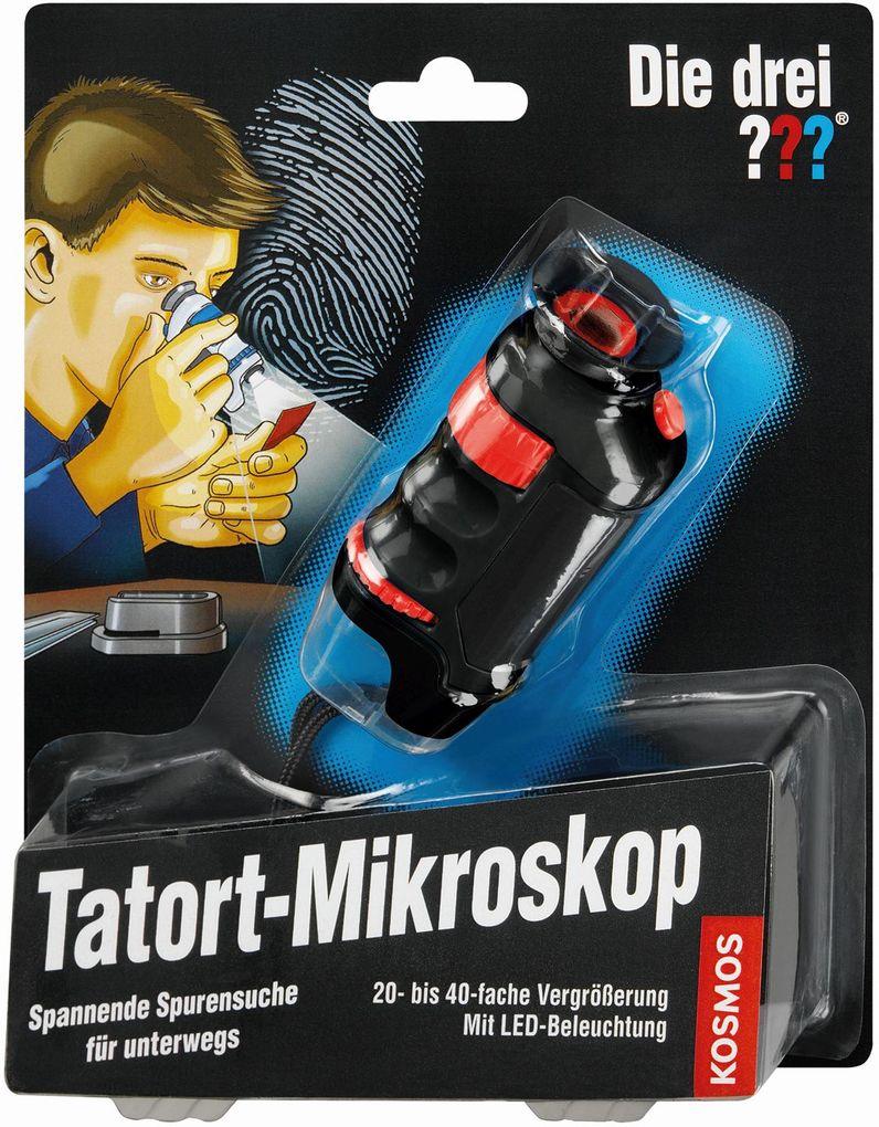 KOSMOS - Die drei ??? Tatort-Mikroskop