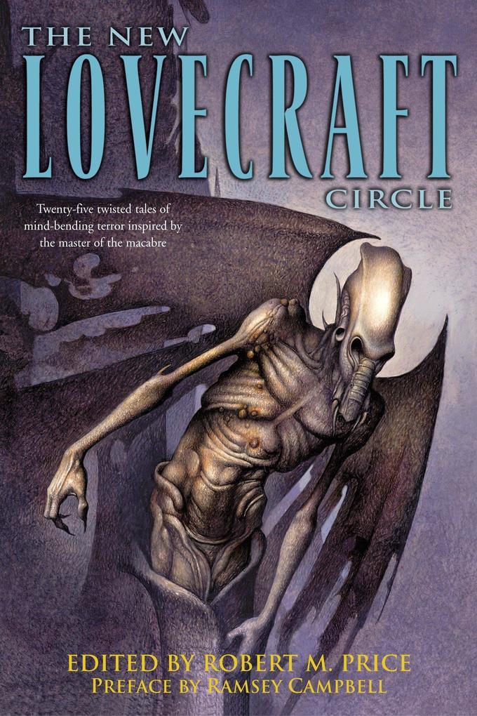 The New Lovecraft Circle als Taschenbuch