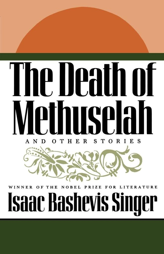 The Death of Methuselah: And Other Stories als Taschenbuch