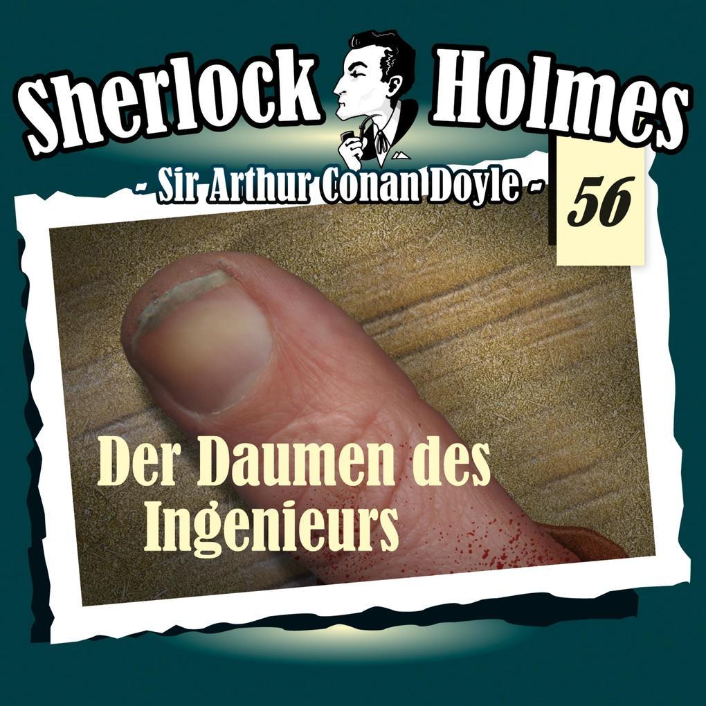 Sherlock Holmes, Die Originale, Fall 56: Der Da...