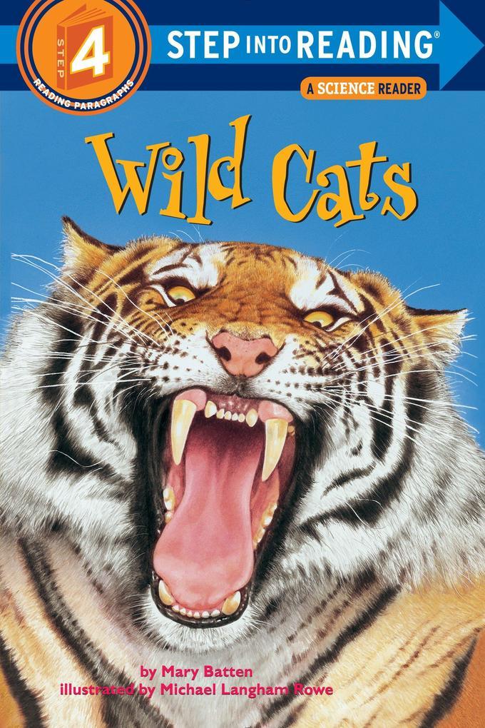Wild Cats als Taschenbuch