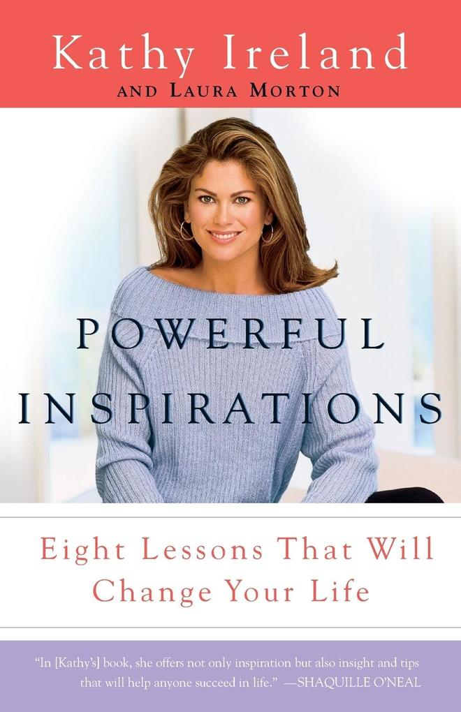 Powerful Inspirations-Eight Lessons that Will Change Your Life als Taschenbuch