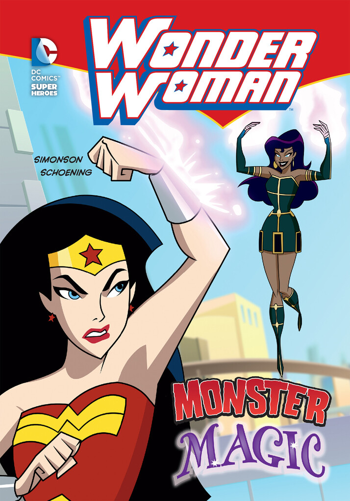 Wonder Woman: Monster Magic als eBook Download ...