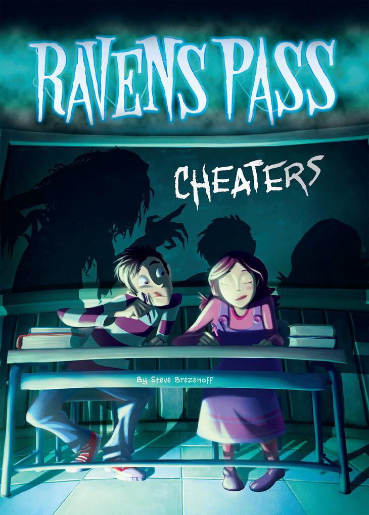Cheaters als eBook Download von Steve Brezenoff