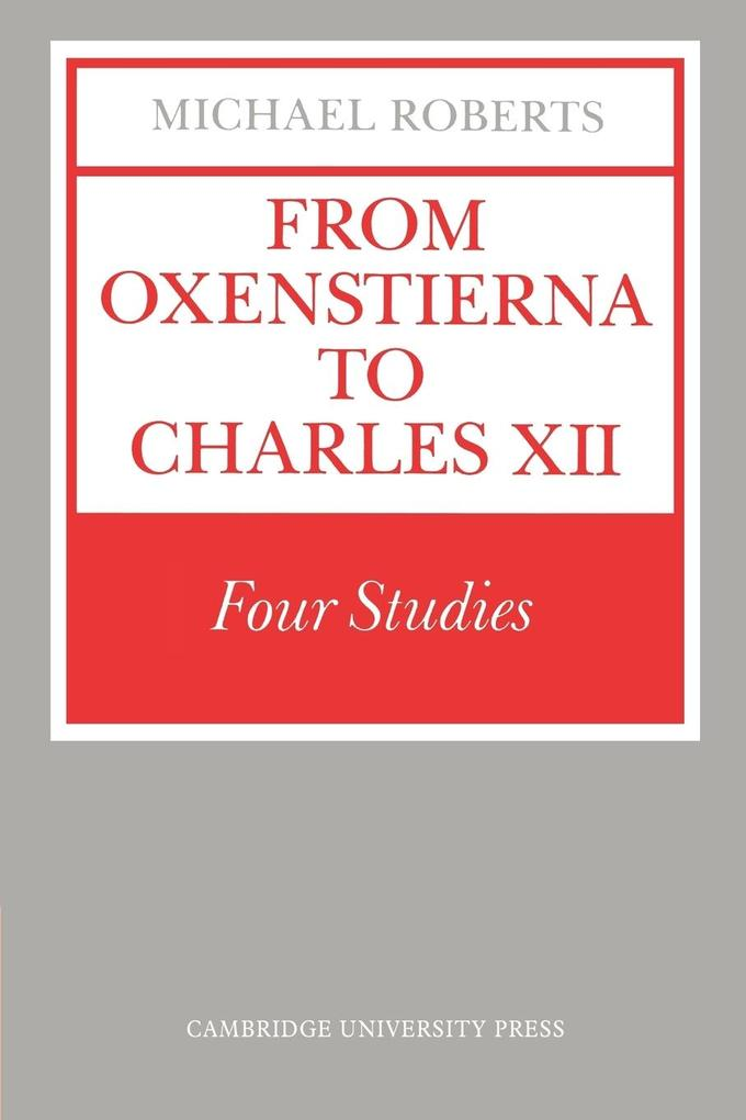From Oxenstierna to Charles XII als Buch